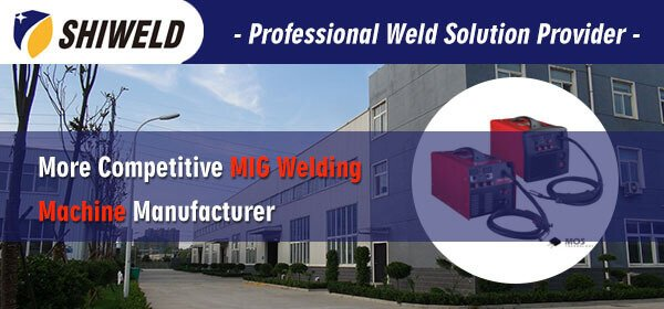 More Competitive MIG Welding Machine Manufacturer